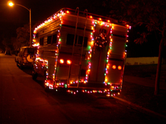 Christmas Truck Decorations Decorate Your Truck Camper